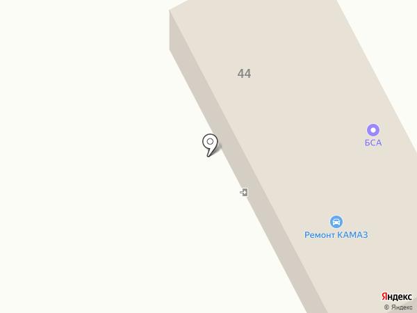 ТЭКРОН, ЗАО на карте Крымска