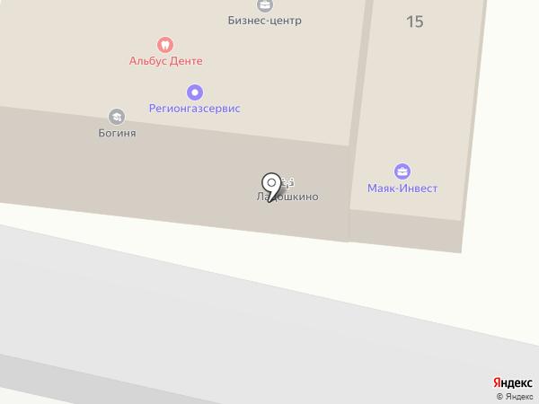 Контрольно-счетная палата городского поселения Щёлково на карте Щёлково