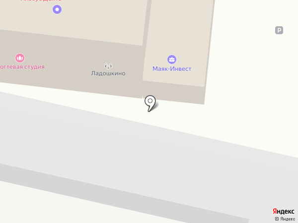 РусьНикельСтрой на карте Щёлково