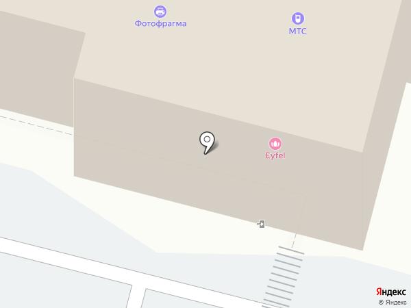 Кантата на карте Щёлково