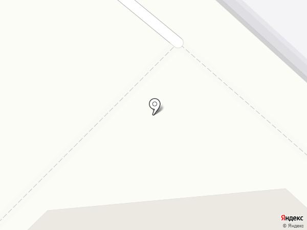 Первая полоса на карте Красково