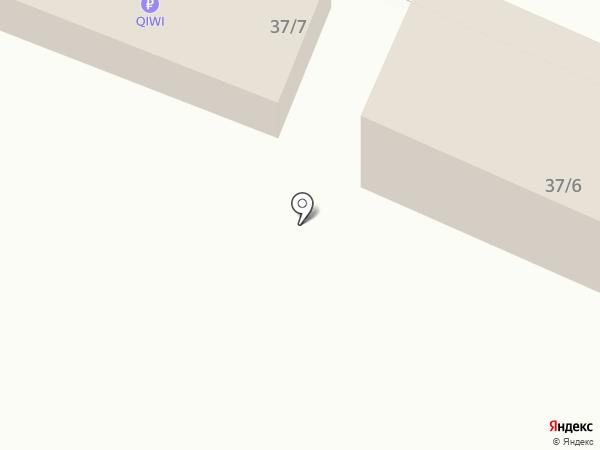 Демьяновна на карте Малаховки