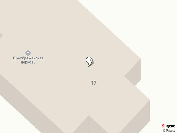 Храм Преображения Господня на карте Красково
