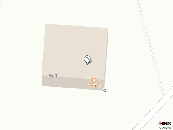 Пекарня на карте Щёлково