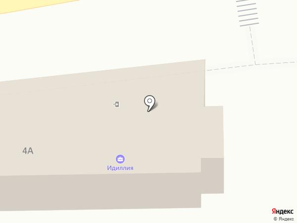 ЦентрЖилСервис на карте Железнодорожного