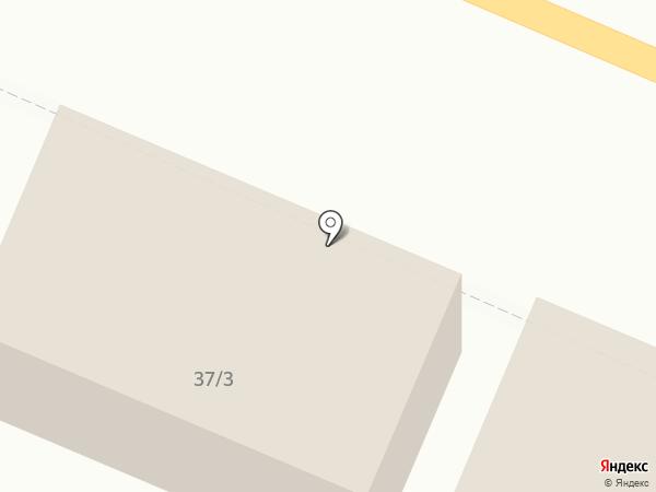 Бомбо на карте Малаховки