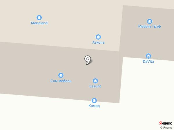 Lazurit на карте Щёлково