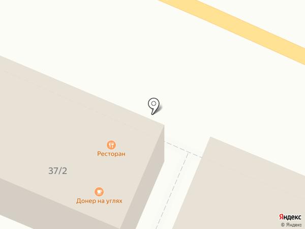 Хинкальная на карте Малаховки
