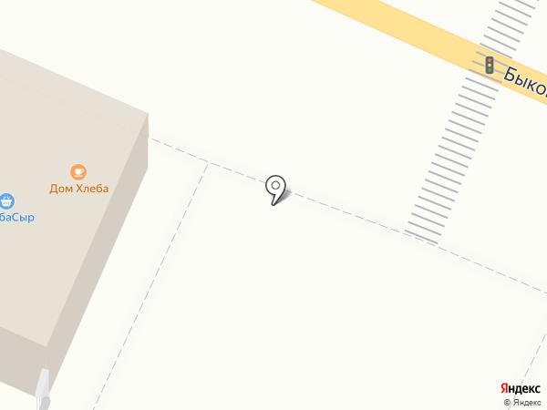 Лит.Ra на карте Малаховки