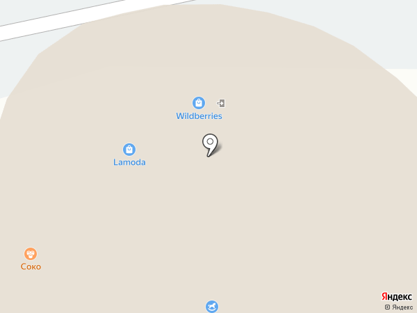 Банкомат, Московский кредитный банк, ПАО на карте Щёлково