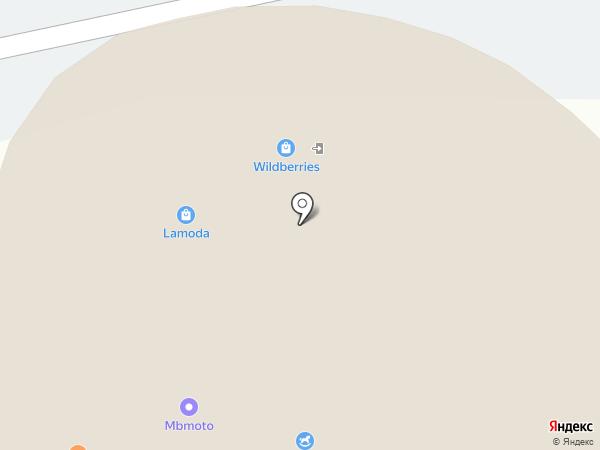 Детский Мир на карте Щёлково