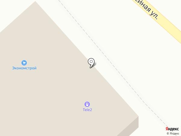 Tele2 на карте Малаховки