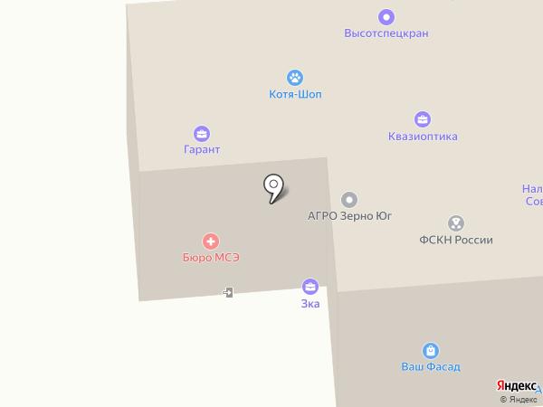 ТЕРРИТОРИЯ БУХГАЛТЕРИИ И ПРАВА на карте Щёлково