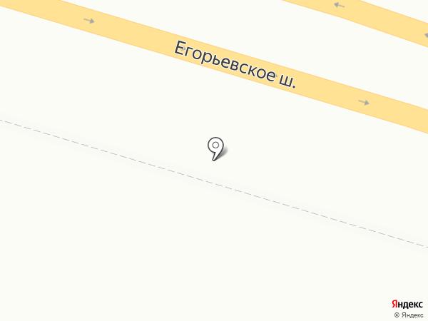 Торгово-производственная фирма на карте Красково