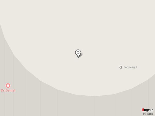 Орто-Фея на карте Железнодорожного