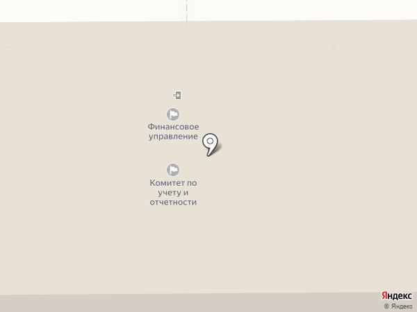 Совет депутатов городского округа Железнодорожный на карте Железнодорожного