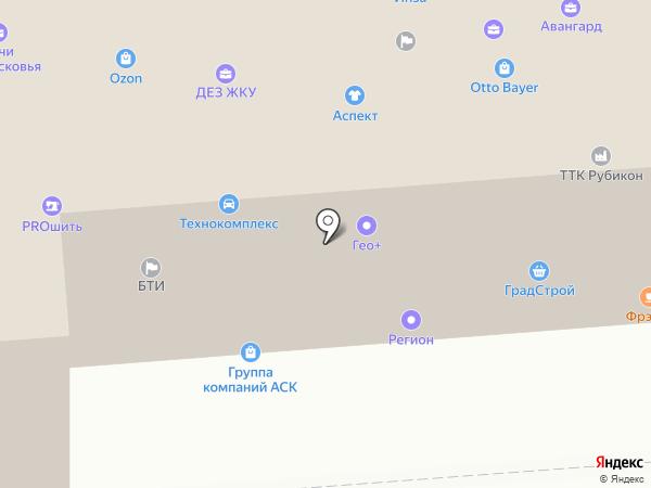 Ясам на карте Щёлково