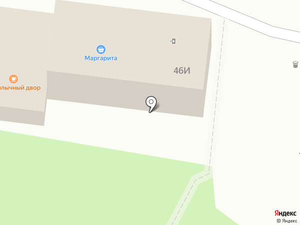 Маргарита на карте Крымска