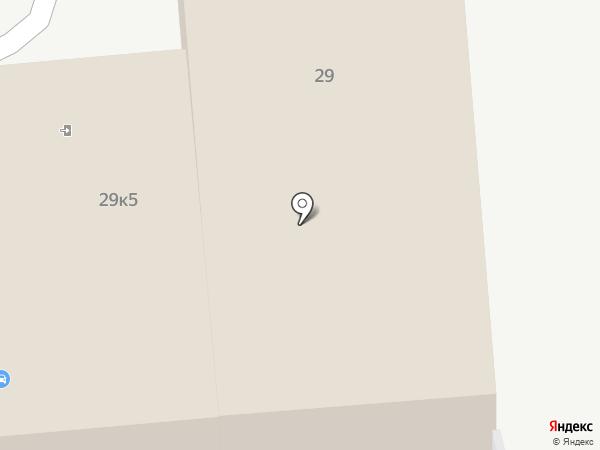АВТОMOTORS на карте Щёлково