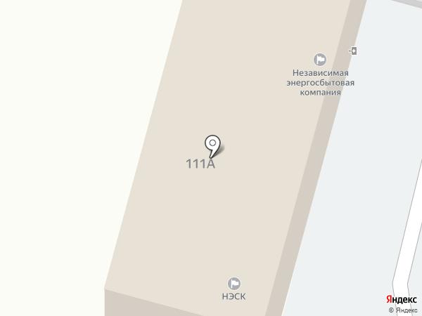 Крымскэлектросеть на карте Крымска