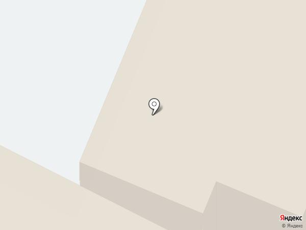 Адель на карте Малаховки