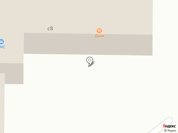 T.M.C. на карте Балашихи