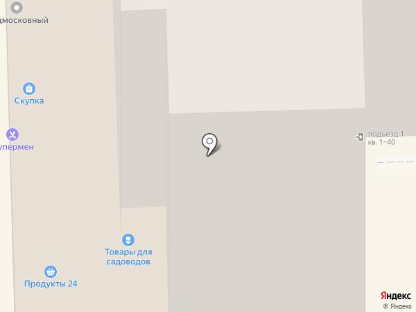 Димфарм на карте Балашихи
