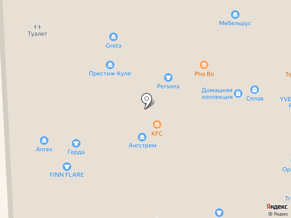 Лирос на карте Балашихи