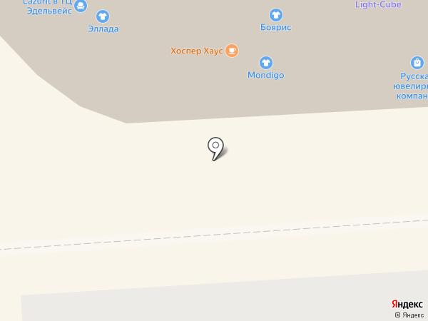 Элекснет на карте Балашихи