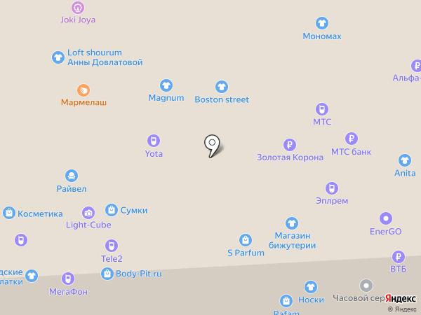 Redcomp на карте Балашихи