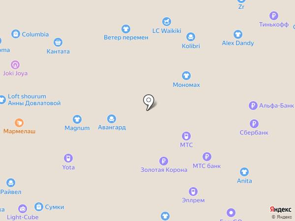 Anrex на карте Балашихи