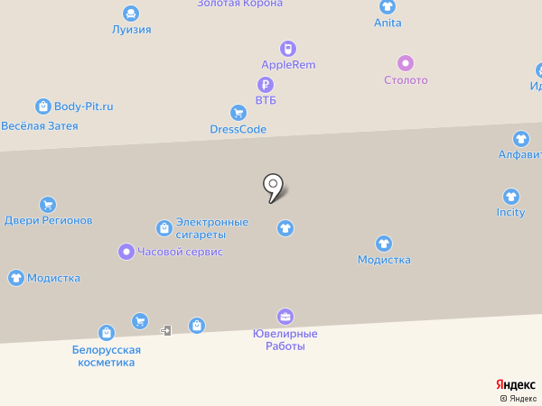 Мономах на карте Балашихи