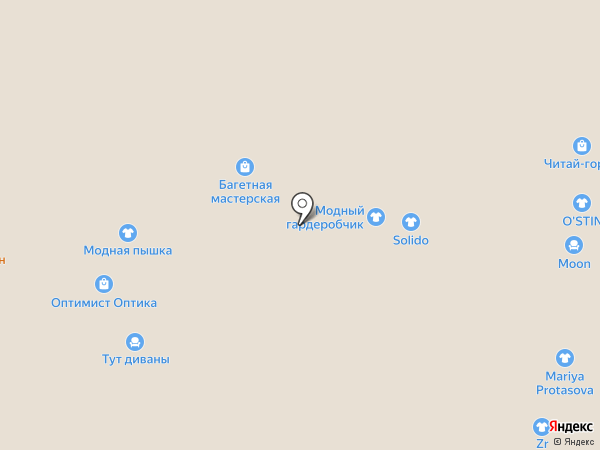 Тут Диваны на карте Балашихи