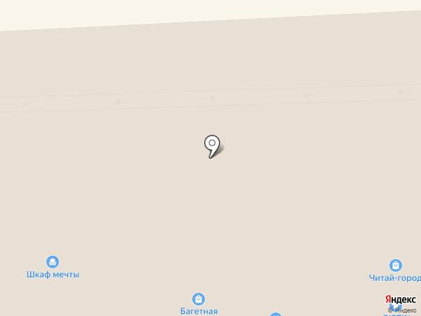 Своя мебель на карте Балашихи