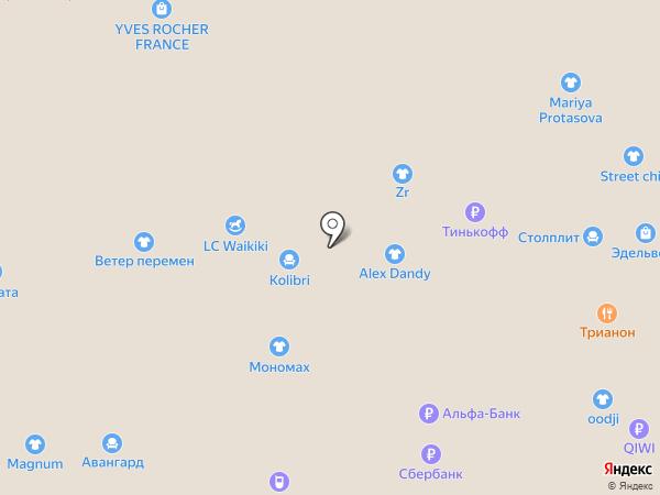 Евросеть на карте Балашихи