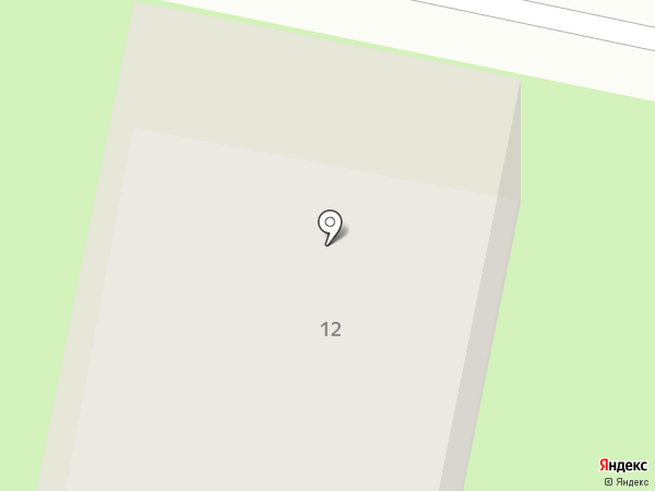 Почтовое отделение №389 на карте Крымска