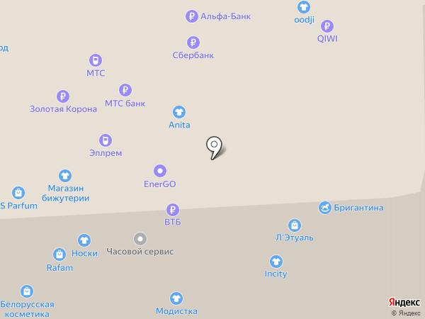 Фреш-бар на карте Балашихи