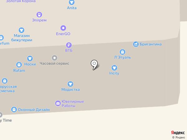 Ювелирная мастерская на карте Балашихи