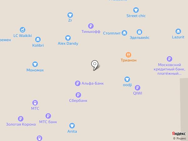 Anderssen на карте Балашихи