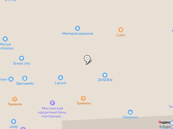 Любимый Мобильный на карте Железнодорожного