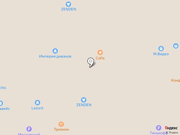 Venta на карте Балашихи
