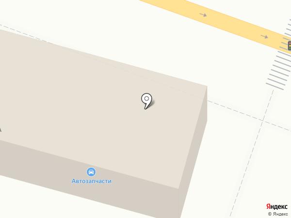 Альтекс на карте Малаховки
