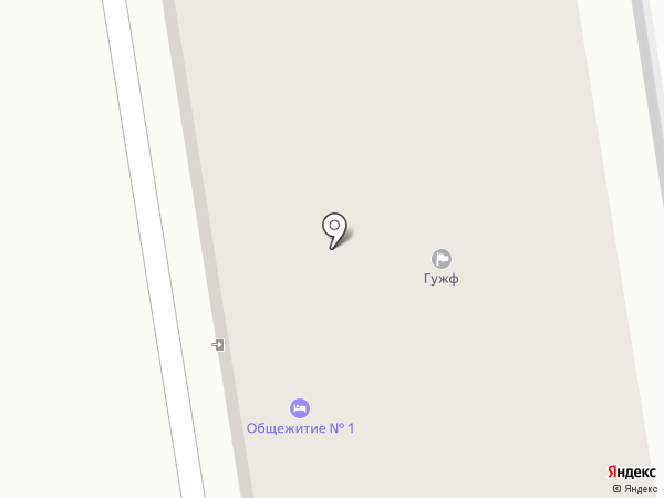 ГУЖФ на карте Балашихи