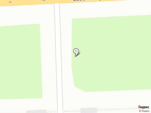 Каравай СВ на карте Балашихи