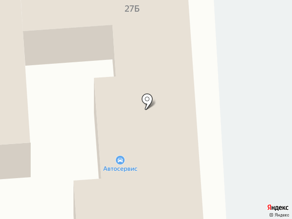 Автосервис на карте Балашихи