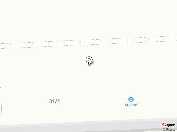 Строительный двор на карте Балашихи