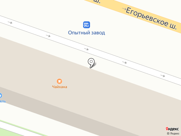 Road Pizza на карте Малаховки