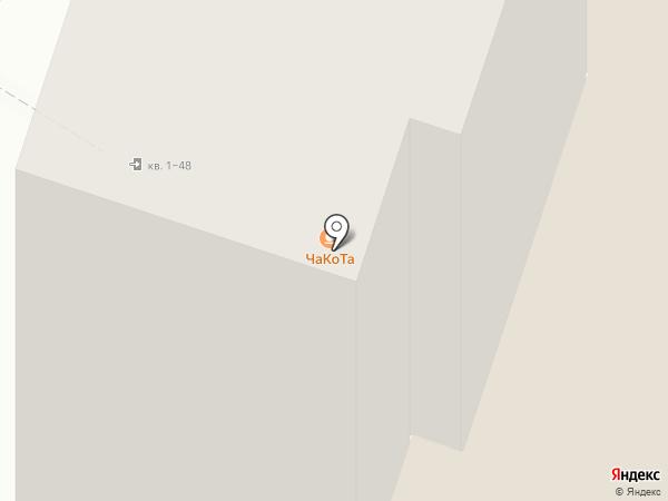 Белвест на карте Железнодорожного