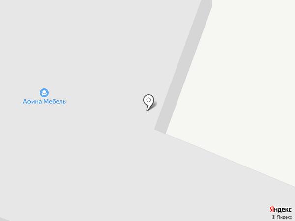 Стройбыт на карте Малаховки