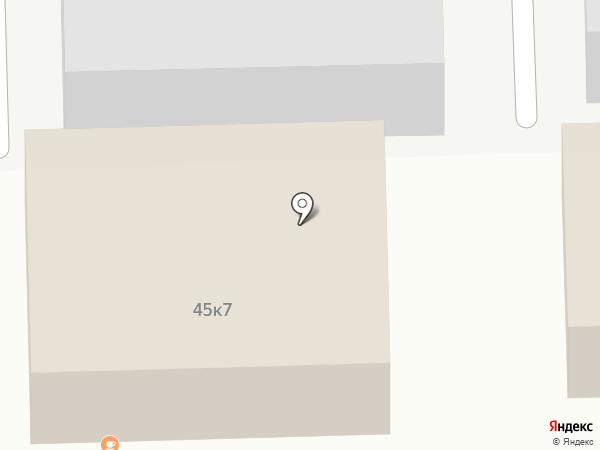 Барклай-В на карте Железнодорожного